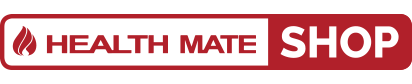 HealthMateShop Logo