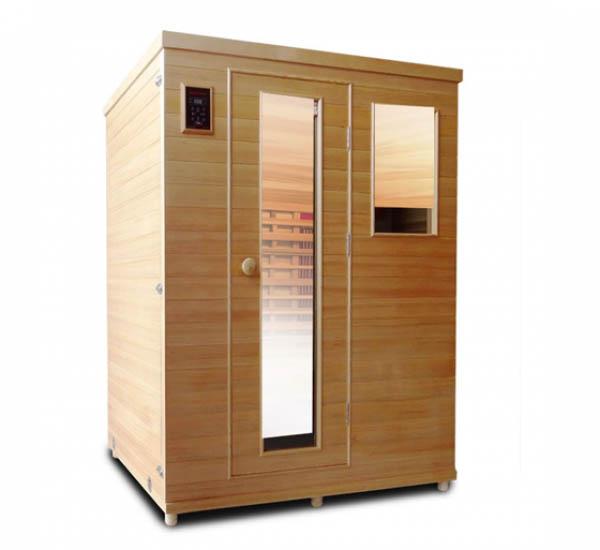 Health Mate basis 3 persoons infrarood sauna