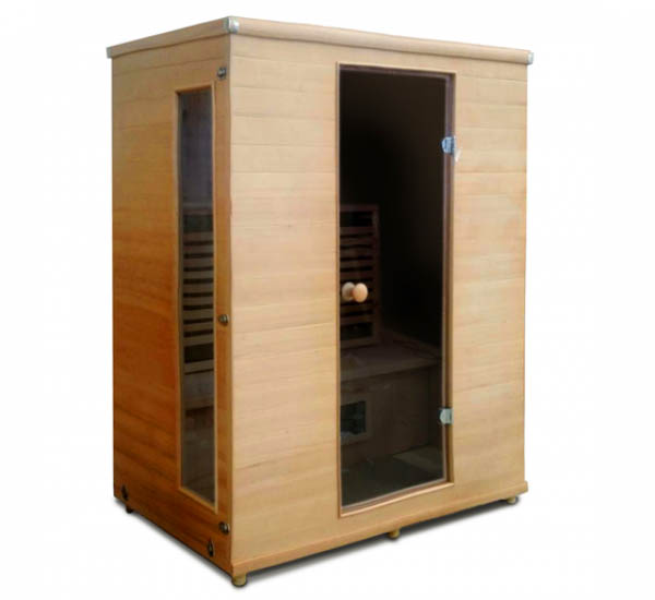 Health Mate economy 3 persoons infrarood sauna
